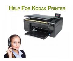 Kodak Printer Tech Support Phone Number