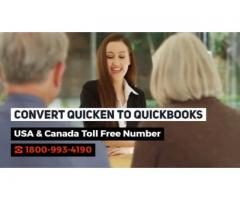 Quicken to QuickBooks Conversion Tool